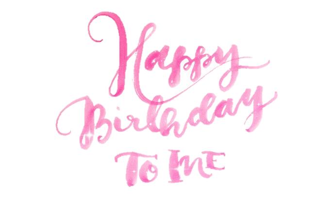 39885 happy2bbirtday - 20 JAAR OUD | HAPPY BIRTHDAY TO ME TODAY!