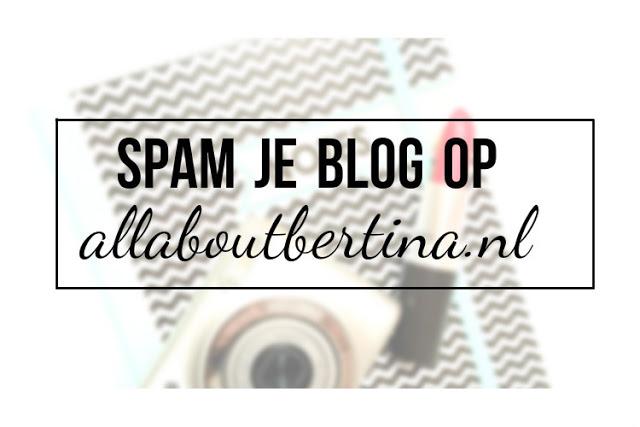 SPAM JE BLOG OF WEBSHOP