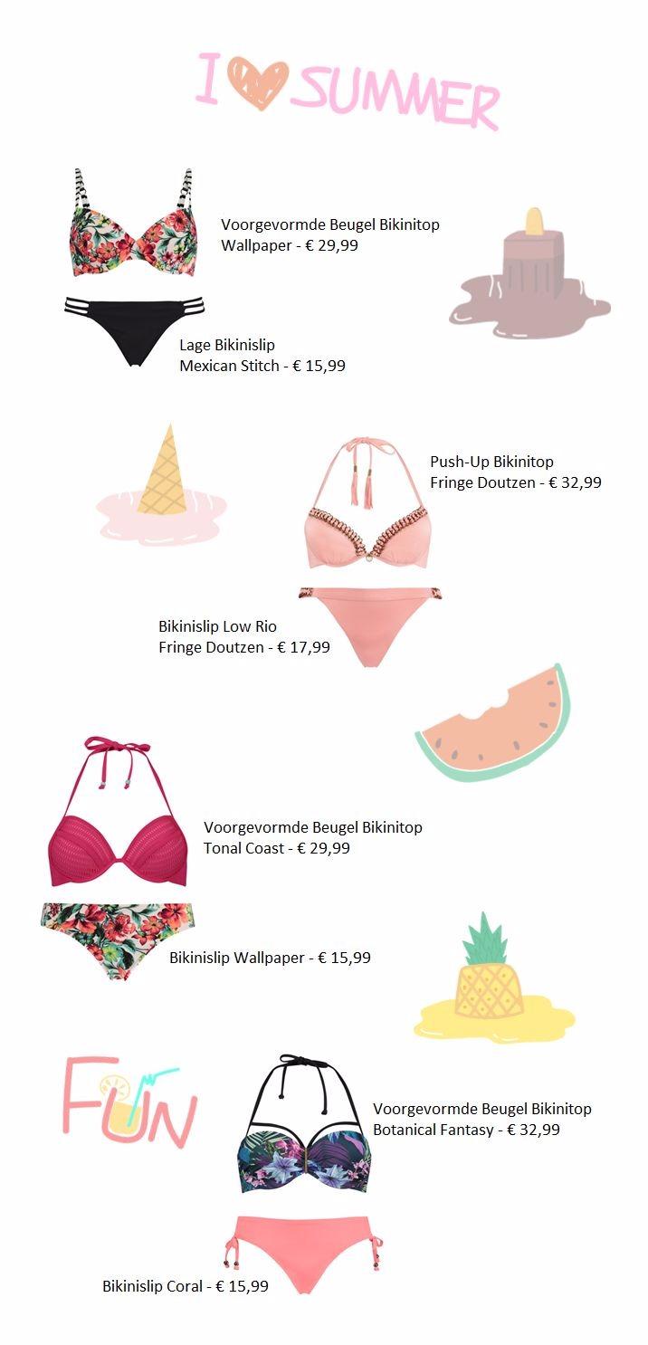 1f6d2 bikini2b12btest - INSPIRATIE | 10 X LEUKE MIX & MATCH BIKINI'S VAN DE HUNKEMÖLLER