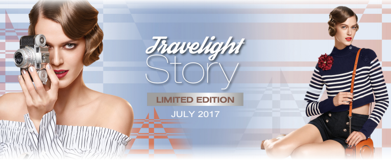 PERSBERICHT   CATRICE LIMITED EDITION TRAVELIGHT STORY