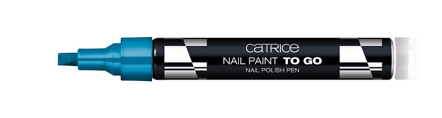 1eb5e catrice nail paint to go c01 travel in turqouise - PREVIEW | CATRICE NAIL PAINT TO GO
