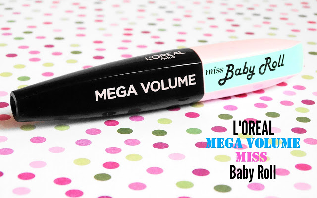 L'Oréal Mega Volume Miss Baby Roll Mascara