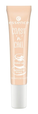 c7c68 ess coast n chill makeupdrops lightening - PREVIEW | ESSENCE TREND EDITION COAST 'N' CHILL