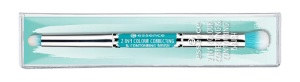 ess 2in1 colourcorretingandcontouringbrush pouch - ESSENCE ASSORTIMENT UPDATE HERFST/ WINTER 2017
