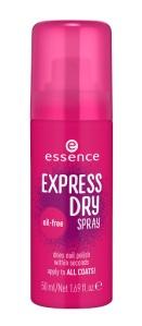 ess expressdryspray - ESSENCE ASSORTIMENT UPDATE HERFST/ WINTER 2017