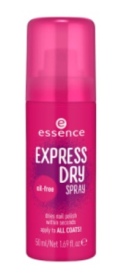 ess expressdryspray - ESSENCE ASSORTIMENT UPDATE HERFST/ WINTER 2017
