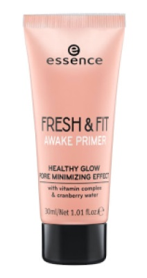 ess freshfitawake makeupprimer - ESSENCE ASSORTIMENT UPDATE HERFST/ WINTER 2017