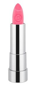 ess sheershine lipstick rosa opend - ESSENCE ASSORTIMENT UPDATE HERFST/ WINTER 2017