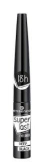 ess superlast eyeliner deep black - ESSENCE ASSORTIMENT UPDATE HERFST/ WINTER 2017