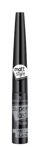 ess superlast eyeliner matt black - ESSENCE ASSORTIMENT UPDATE HERFST/ WINTER 2017