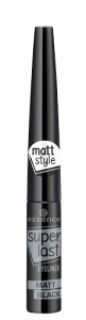 ess superlast eyeliner matt black - ESSENCE ASSORTIMENT UPDATE HERFST/ WINTER 2017