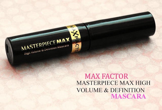f29f9 dsc016162b252812529 - MAX FACTOR MASTERPIECE MAX HIGH VOLUME & DEFINITION MASCARA