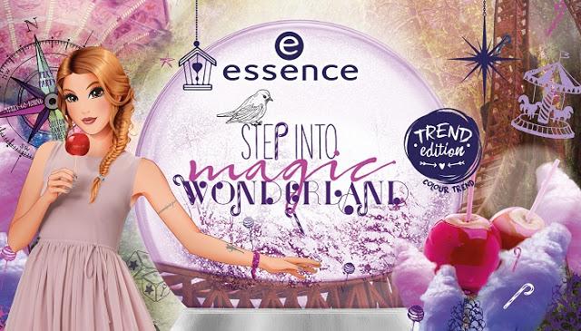 8309a essence step into wonderland - PREVIEW | ESSENCE TREND EDITION STEP INTRO MAGIC WONDERLAND