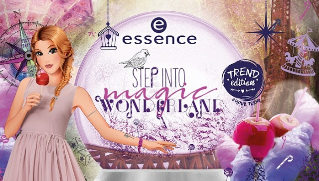 8309a essence step into wonderland - PREVIEW | ESSENCE TREND EDITION STEP INTRO MAGIC WONDERLAND