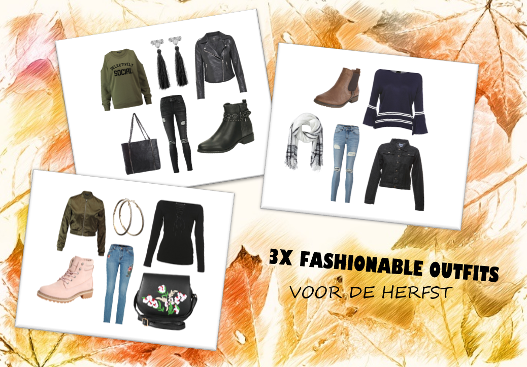 e37d7 herfst - OUTFIT INSPIRATIE | 3X FASHIONABLE OUTFITS VOOR DE HERFST