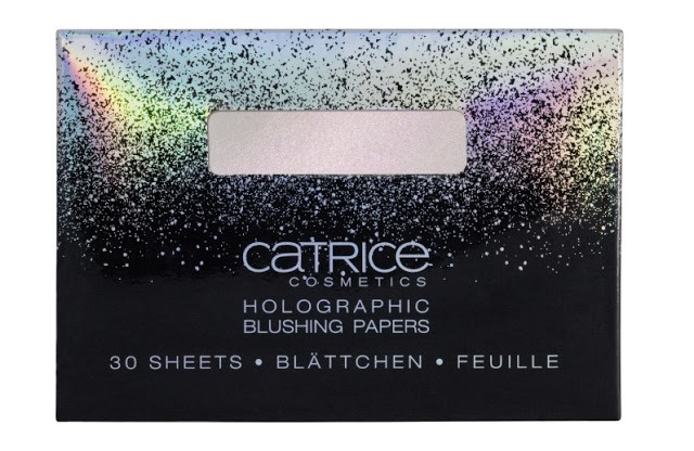 1b9da catrice dazzle bomb holographic blushing papers final rgb - PREVIEW │CATRICE LIMITED EDITION DAZZLE BOMB