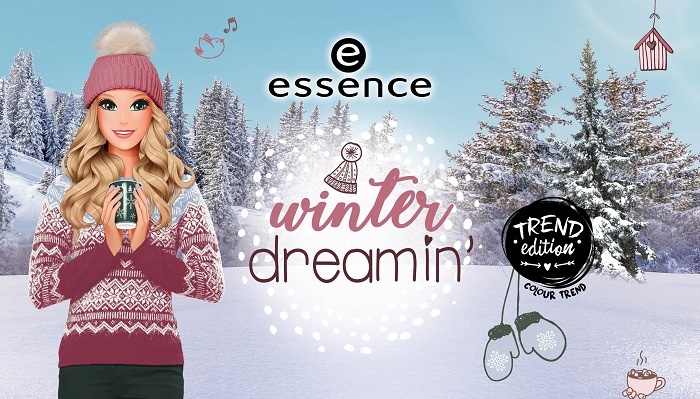 b25c5 essence winter2bdreamin - PREVIEW │ ESSENCE WINTER DREAMIN'