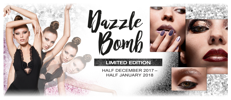 PREVIEW │CATRICE LIMITED EDITION DAZZLE BOMB