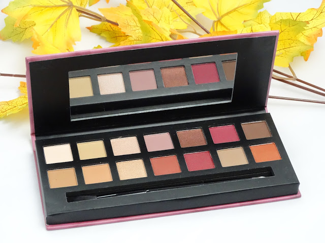 458e1 dsc05420 - W7 DELICIOUS NATURAL & BERRY EYE COLOR PALETTE