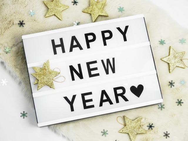 HAPPY NEW YEAR ♥ #2018