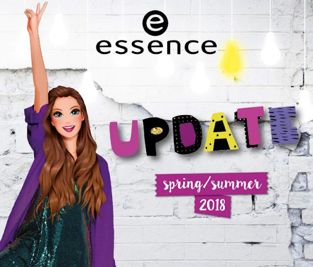 ESSENCE ASSORTIMENT UPDATE SPRING SUMMER 2018