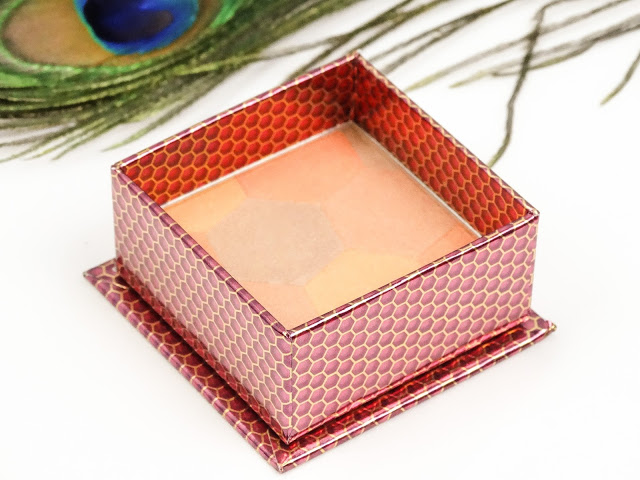 db908 dsc05706 edited - W7 THE HONEY QUEEN HONEYCOMB BLUSHER