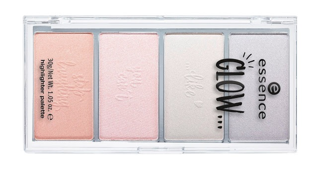 "075ad essence glow like highlighter palette 02 image front view closed - PREVIEW │ESSENCE TREND EDITION ""GLOW LIKE"""