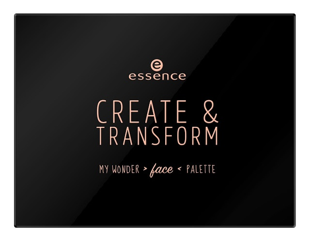 "2e858 essence create 2526 transform my wonder face palette image front view closed - PREVIEW │ESSENCE TREND EDITION ""CREATE & TRANSFORM MY WONDER PALETTE"""