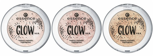 "3b4f8 essence2bglow2blike2bbaked2bhighlgihter - PREVIEW │ESSENCE TREND EDITION ""GLOW LIKE"""