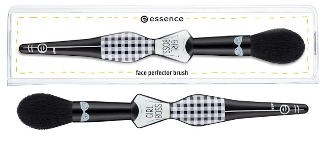 "4aaf7 face perfector brush - PREVIEW │ ESSENCE TREND EDITION ""GIRL SQUAD"""
