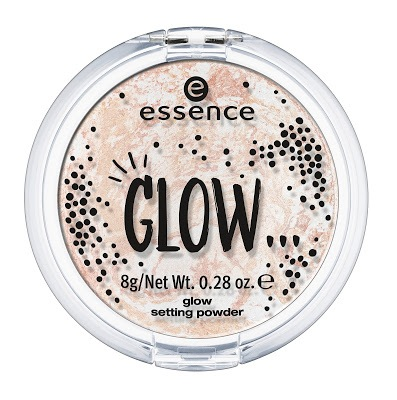 "a474a essence glow like glow setting powder image siede view open - PREVIEW │ESSENCE TREND EDITION ""GLOW LIKE"""