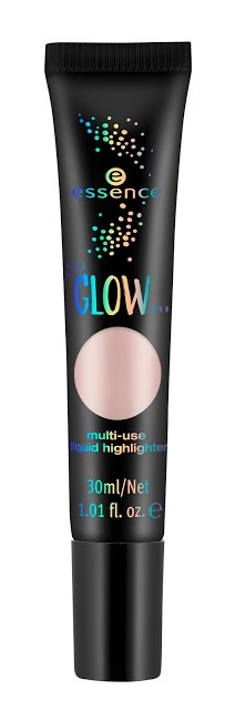 """d0b04 essence glow like multi use liquid highlighter 01 image front view closed - PREVIEW │ESSENCE TREND EDITION """"GLOW LIKE"""""""