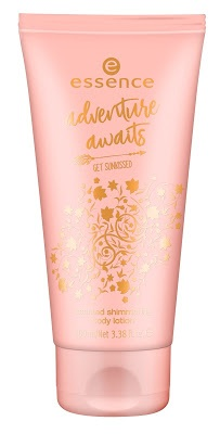 "2d54f 320496 productimage image front2bview2bclosed scented2bshimmering2bbody2blotion2b01 - PREVIEW | ESSENCE TREND EDITION ""ADVENTURE AWAITS - GET SUNKISSED"""