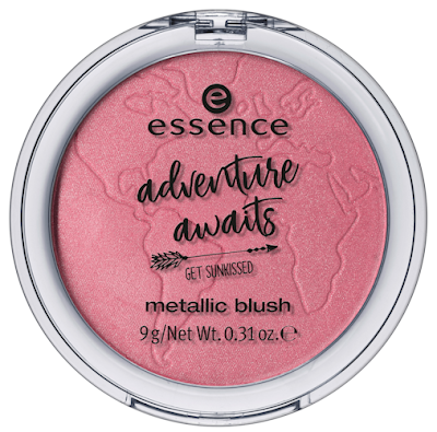 "47689 essence adventure awaitsblushes2 - PREVIEW | ESSENCE TREND EDITION ""ADVENTURE AWAITS - GET SUNKISSED"""