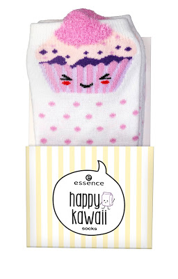 5952a ess happy2bkawaii socks packaged - PREVIEW | ESSENCE TREND EDITION HAPPY KAWAII