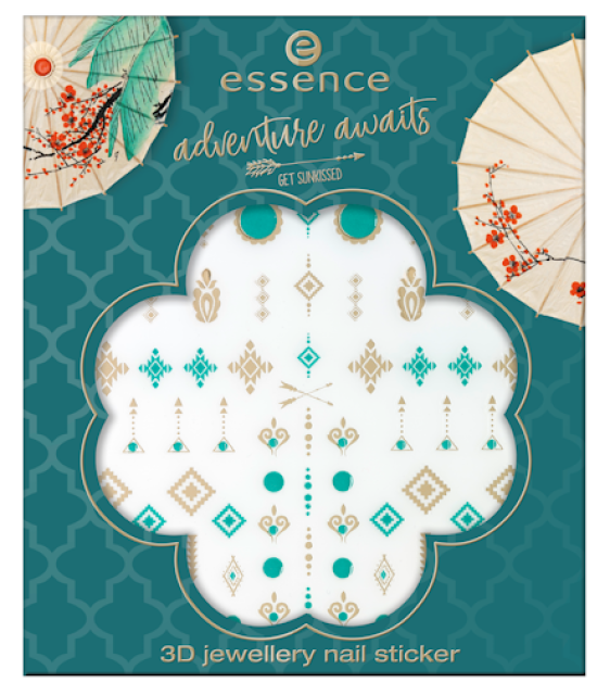 "79156 essence adventure awaits2bnailstickers - PREVIEW | ESSENCE TREND EDITION ""ADVENTURE AWAITS - GET SUNKISSED"""