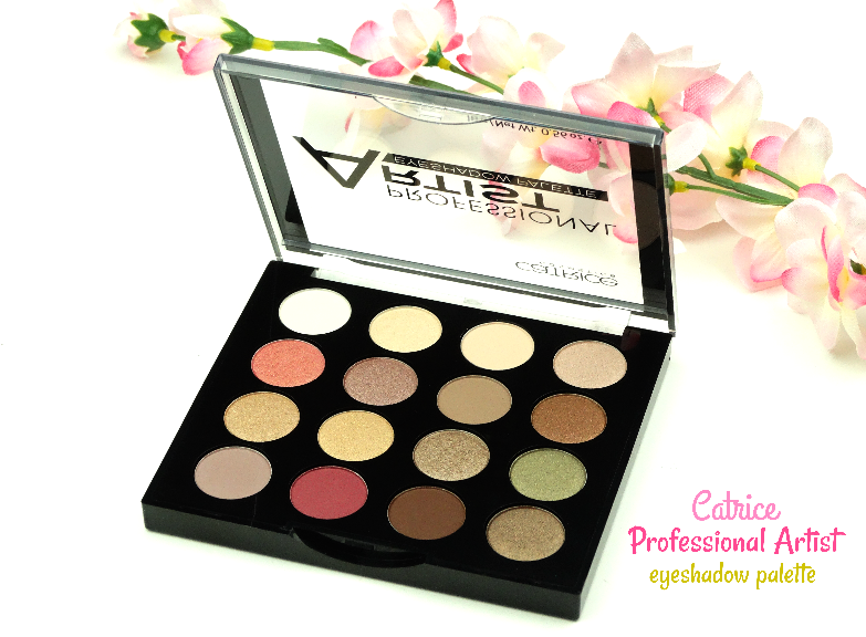 85313 catrice - CATRICE PROFESSIONAL ARTIST EYESHADOW PALETTE